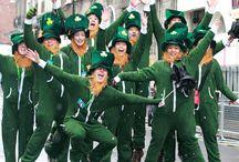 Día de san Patricio y mucho más. St. Patrick's Day. / Imágenes relacionadas con la celebración de San Patricio. St. Patrick's Day.