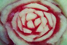 loisirs créatifs divers / Ça peut aller de la pâte fimo, à la sculpture sur fruit ...