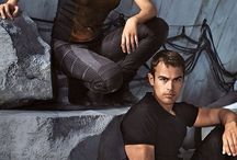 Theo James e Shailene Woodley