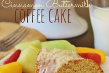 Recipes / Baked goods