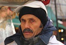Turkish faces