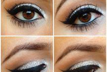 Ojos delineado