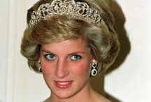 DIANA. PRINCESS OF WALES / by Robin Manhattan