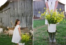garden style / by Samantha Bennett