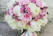 Wedding bouquets by Event Fever