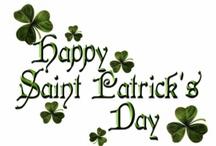St. Patrick's Day craft ideas / by Verenetta Johnson-Warner