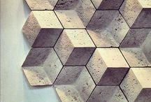 Textures béton / Détails de textures béton