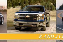 K and J Chevrolet (kandjchevrolet) on Pinterest