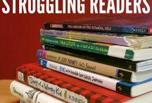 Books for Struggling Readers