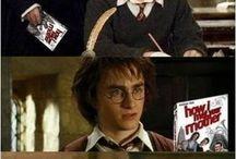 Harry potter / Harry Potter obvi / by chloelovesyou_xoxo
