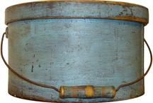 Boxes, Chests & Trunks, Antique & Vintage / by Chellene Morrison