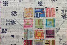 Quiltede tæpper - Art