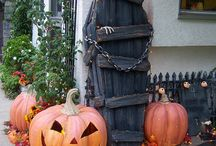 Halloween / by Katy Qualls