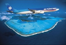 Air Tahiti Nui Airlines / Photos from Air Tahiti Nui airlines that services flights to Tahiti