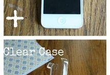 Inspiratie telefoonhoesjes