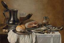 renaissance & baroque table culture - iconography