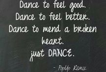 Dancing moves my soul