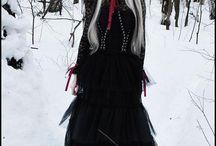 Goth/Vamp <3<3