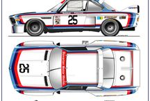 liveries/interior colors cars