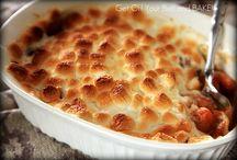2012 Thanksgiving menu