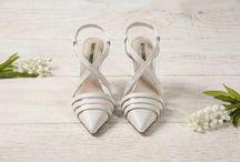 Zapatos de Novia 2016 / El día de tu boda es un día especial y Hannibal Laguna quiere formar parte de esos momentos únicos vistiendo los pies de las novias.