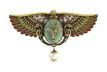 I N S P I R A T I O N : vintage jewellery