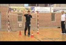 Håndbold - Øvelser til målmænd