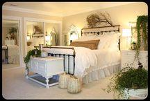 Bedrooms / by Priscilla Reimer