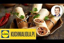 Kuchnia - Tortille Burita itp