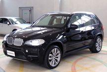 BMW X5 XDRIVE40D ATTIVA AUTOMATICA 306CV, del 2013; €35.900
