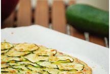 Tartes/pizzas fines