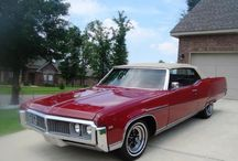 1969 Electra / '69 Buick Electra / by Chris Layton