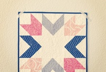 Mini Quilts / by Tricia Harvey