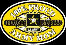 Army Mom :) Military pride / by Annie
