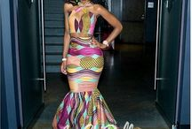 Afrizar African Prom dresses
