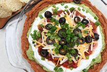 Food - dips / Party starters