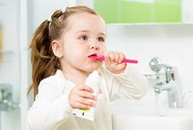 Children's Oral Health / How to help your children care for their teeth.