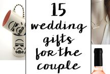 Gifts for Bridal Couple