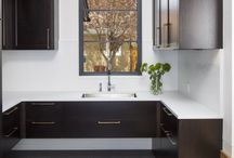 Morningside Mod Residence /  Martha O'Hara Interiors, Interior Design & Photo Styling | Troy Thies, Photography | Swan Architecture, Architect | Elevation Homes, Builder