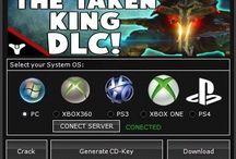 GameActivateKeys