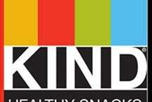 Kind Health Bars and Snacks / I love KIND, Healthy Snacks! If you want a healthy snack made of natural ingredients, no GMO's and that tastes delicious and satisfying, let me know. I'm their distributor in my home town of Querétaro, MX.