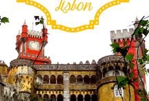 LISBON FAMILY TRIPS | INSPO / Lisbon family travel tips and inspiration. Lots of ideas for family holidays in Lisbon Portugal with children, teens and adults. Where to go, what to do and day trips from Lisbon