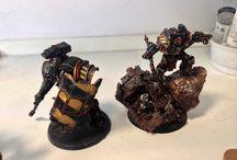 Domitar-Ferrum Class Battle-automata WIP
