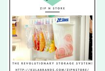 ZipNStore / ZipNStore is the revolution in the world of kitchen storage.