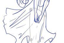 Drawing amateurish