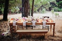 Bridal Shower Inspiration / Get ideas for your bridal shower (or the one you are planning as Maid of Honor!)