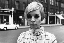 Twiggy / Lesley Lawson, born 19 September 1949. English model, actress, singer, recently- fashion designer. In the half of 60'ies, best known model. Has only (!) 1.68 m height.