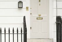 Beautiful doors / Entrance