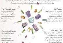 crystals / by Lynne Curran
