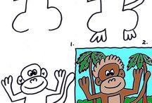 Pro děti - Jak to nakreslit?